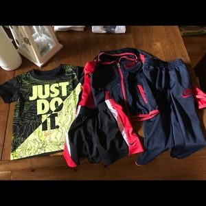 Nike clothes!